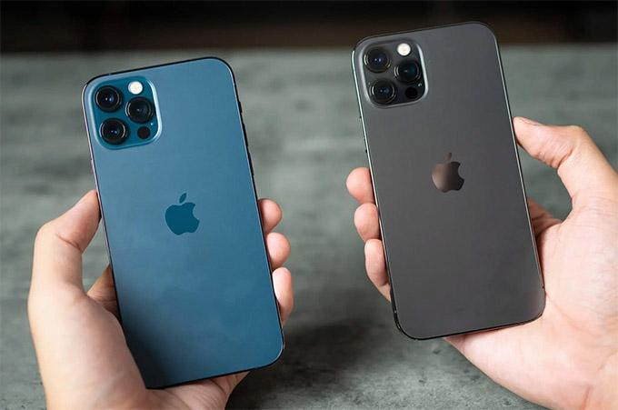 Mua iPhone 12 người dùng có thể quay video trên cả 4 ống kính, từ đó chọn ra góc quay đẹp nhất