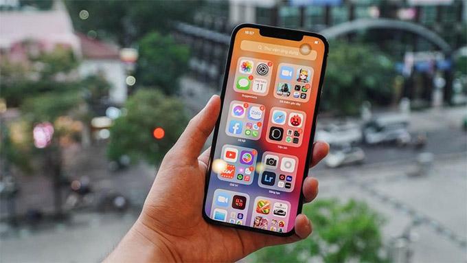 điện thoại iPhone 12 đều sẽ được sử dụng tấm nền OLED cao cấp