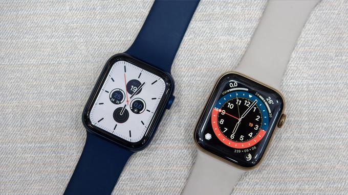 Apple Watch series 6 tích hợp khả năng theo dõi nồng độ oxy trong máu
