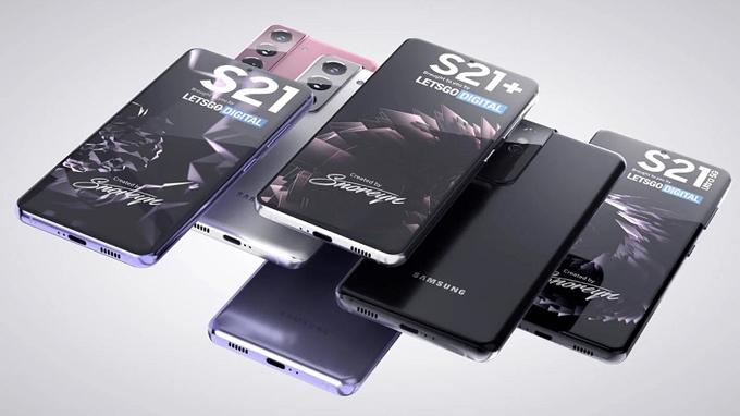 màn hình Galaxy S21 Plus 5G bản Mỹ có chất lượng hiển thị tốt