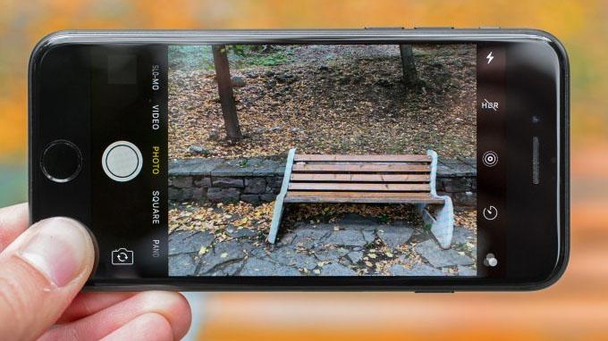 camera iphone 7 32GB cho chất lượng hình ảnh ấn tượng
