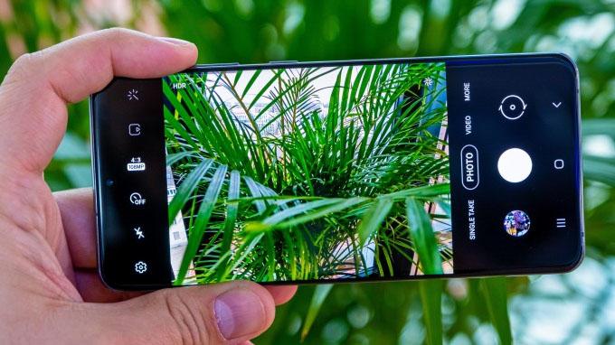 Samsung S20 Plus sẽ tạo ra những bức ảnh rộng và cực nhanh