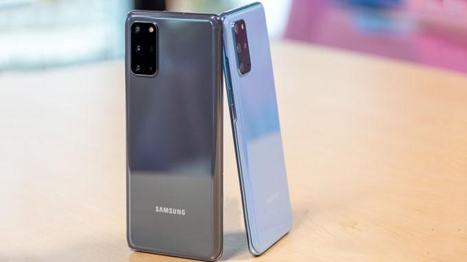 Camera Galaxy S20 Plus được cải tiến đáng kể