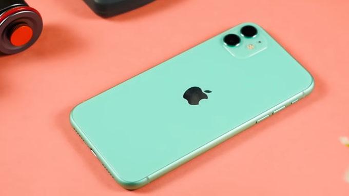 Camera iPhone 11 128GbB được nâng cấp mạnh mẽ