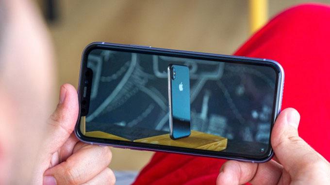iPhone 11 64GB cũ được trang bị đến 2 camera phía sau