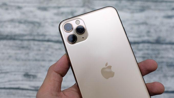camera iPhone 11 Pro 64GB cũ còn được tích hợp thêm một ống kính góc rộng