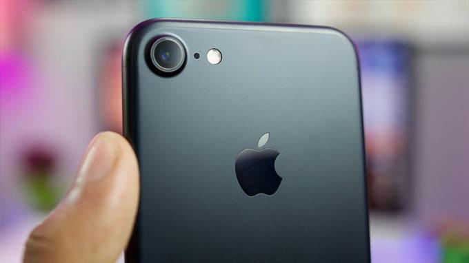 Camera iPhone 7 128GB cũ được trang bị 1 cảm biến chính 12 MP