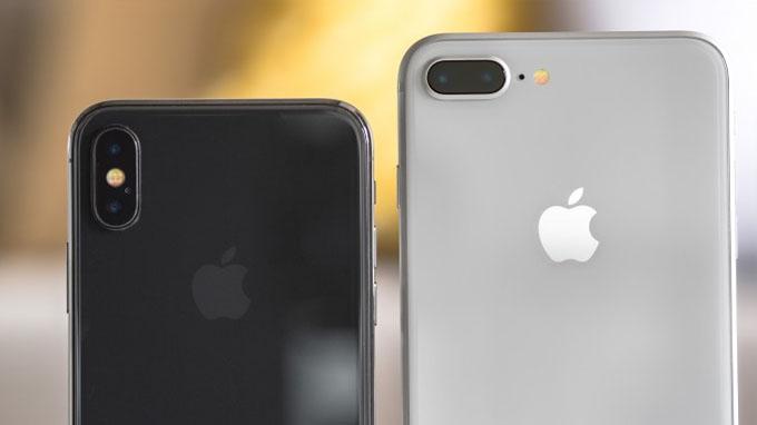 Camera iPhone X được nâng cấp mới mẻ