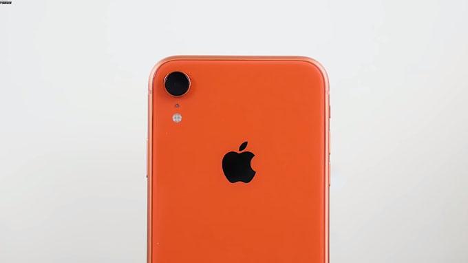 camera iPhone Xr 64GB vẫn được đánh giá hàng đầu với độ phân giải 12MP