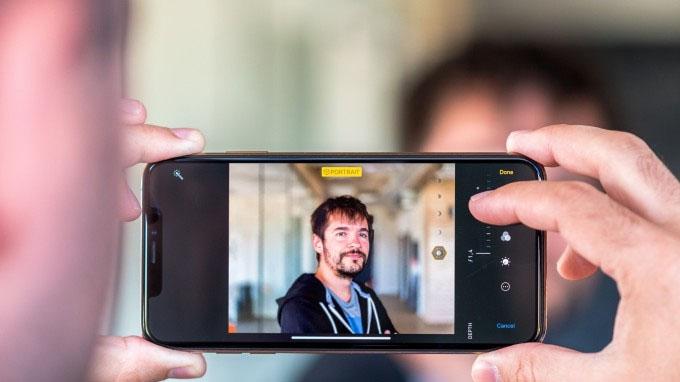 Camera iPhone Xs và iPhone Xs Max được trang bị hệ thống camera kém 12 MP