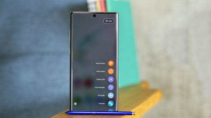 Cấu hình Galaxy Note 10+ Mỹ phải nói là cực kì mạnh mẽ