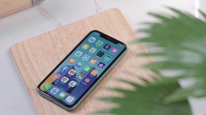 cấu hình iPhone 11 64GB giá rẻ vẫn được tích hợp chip xử lý hàng đầu