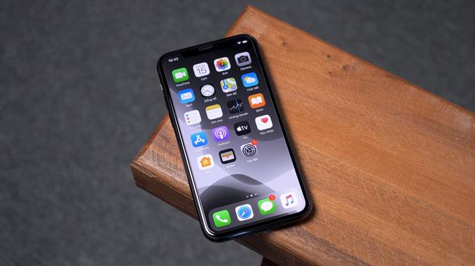 Hiệu suất iPhone 11 Pro 64GB so với thế hệ trước có tốc độ CPU và GPU nhanh hơn đến 20%
