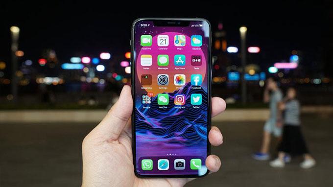 cấu hình iPhone 11 Pro 64GB cực mạnh