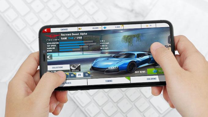 Cấu hình iPhone 11 Pro Max 512GB được cung cấp sức mạnh từ con chip xử lý mới nhất
