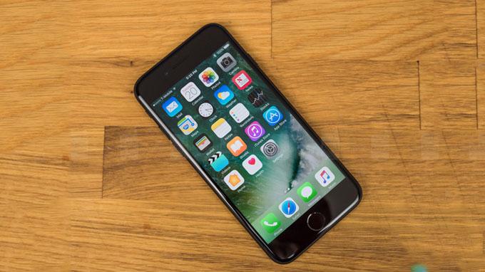 cấu hình iPhone 7 128GB cực kì ổn định