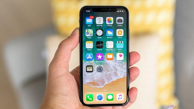cấu hình iPhone X cũng được trang bị bộ xử lý cực kì mạnh mẽ