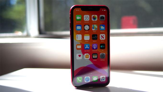 màn hình iPhone 11 128GB lớn hơn với kích thước 6.1 inch
