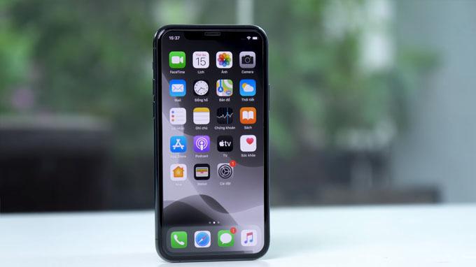 điện thoại iPhone 2019 còn được trang bị khả năng kháng nước, bụi hiện đại nhất