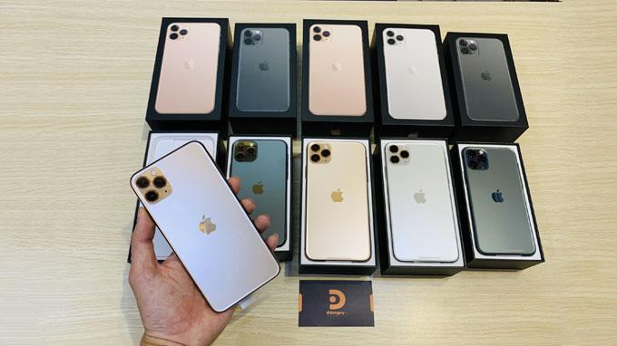 Mua iPhone 11 Pro Max 256GB cũ giá rẻ tại di động mỹ