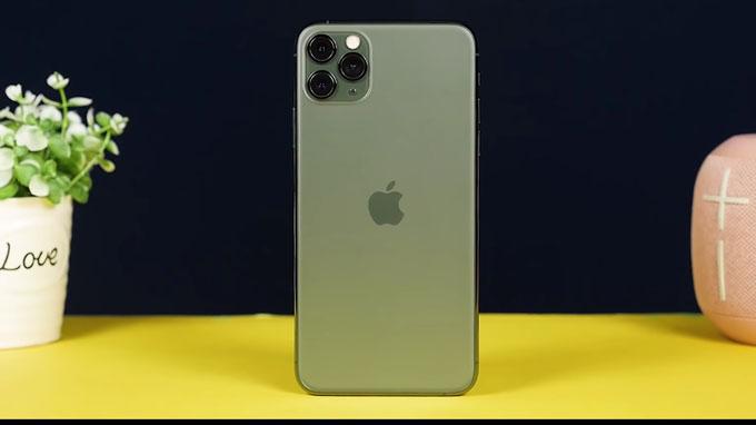 Mua điện thoại iPhone 11 Pro Max 256GB Active giá rẻ tại di động mỹ