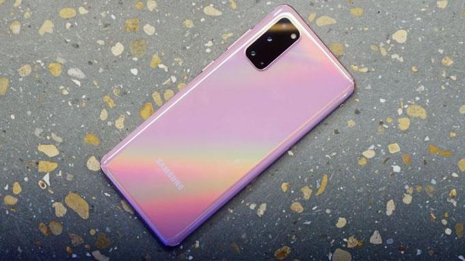 Điện thoại Galaxy S20 ra mắt được hoàn thiện ở từng chi tiết nhỏ nhất