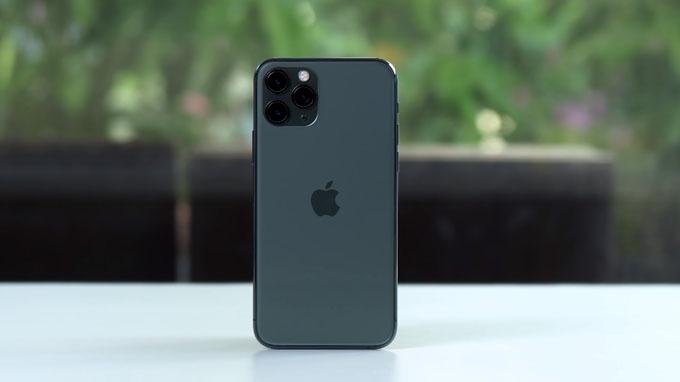 thiết kế iPhone 11 Pro 64GB Active vẫn mang lại cho người dùng những dấu ấn riêng