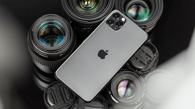 iPhone 11 Pro 64GB có nhiều cải thiện hơn so với iPhone Xs