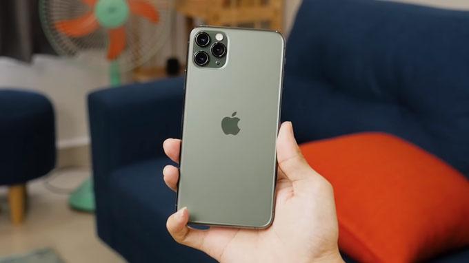 Thiết kế iPhone 11 Pro Max 256GB Active sử hữu nhiều điểm ấn tượng