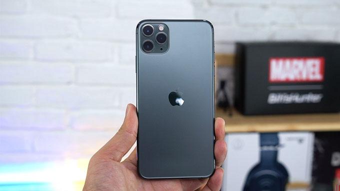 thiết kế iPhone 11 Pro Max 64GB không giống bất cứ model nào trên thị trường hiện nay.