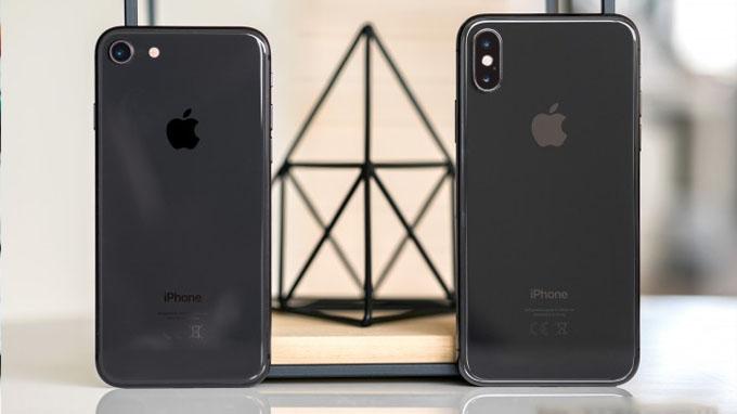 iPhone X giá rẻ lớn hơn so với thế hệ iPhone 8