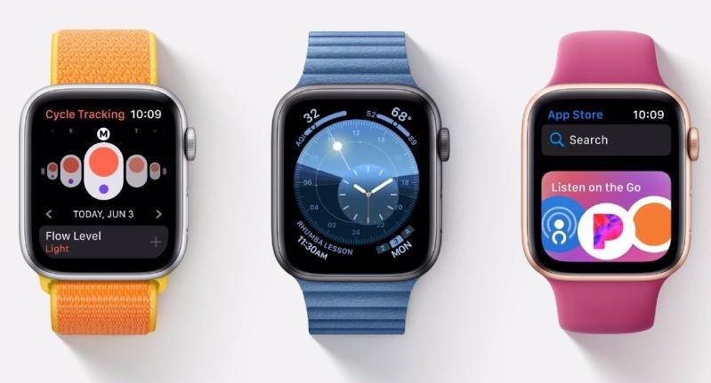 Apple Wacth Series 5 cho khả năng hiển thị đẹp mắt