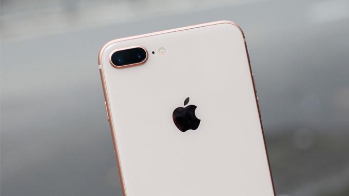 Camera iPhone 8 Plus tương đương iPhone Xs