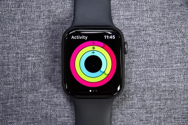 Apple Watch Series 5 phù hợp với người yêu thể thao