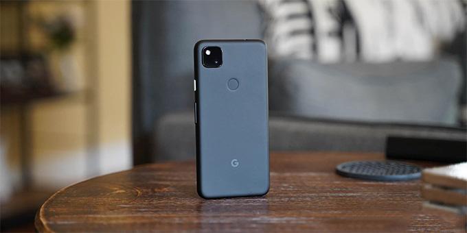 Thiết kế Google Pixel 4A tinh tế, nhẹ nhàng