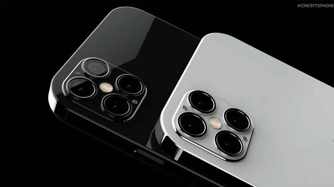 camera iPhone 12 sẽ sở hữu thiết kế tương tự như iPhone 11
