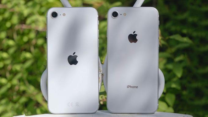 Thiết kế iPhone SE 2020 256GB cũ khá giống với các thế hệ cũ như iPhone 8