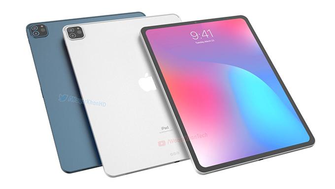 iPad Pro 2021 có mấy phiên bản?