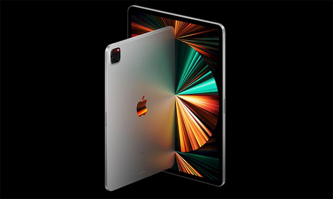 iPad Pro 12.9 icnh 2021 được sử dụng công nghệ màn hình mini-LED