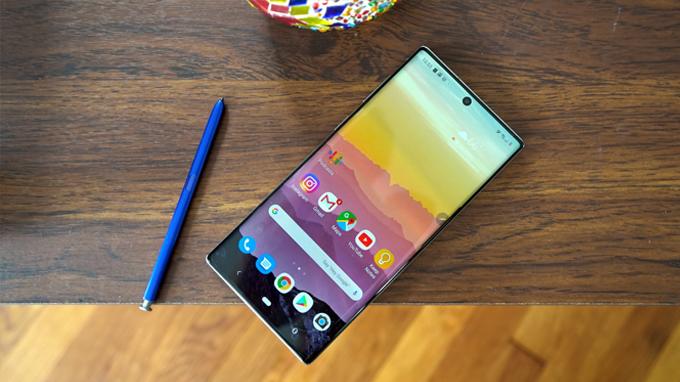 Cấu hình Galaxy Note 10 và Galaxy Note 10 Plus mang đến hiệu suất cao