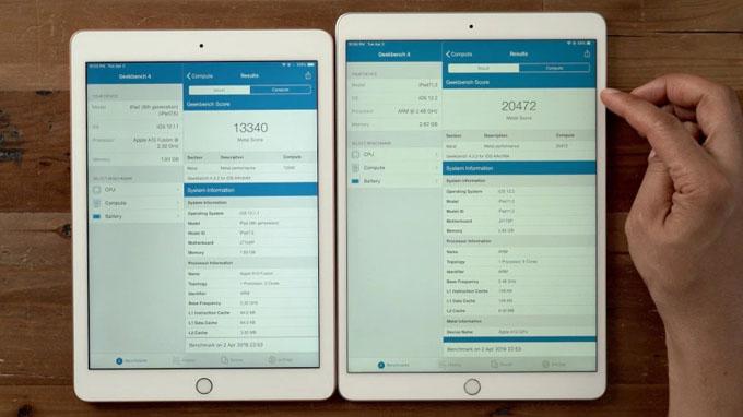 iPad Air 3 sở hữu cấu hình mạnh mẽ có thể đáp ứng tốt thời gian sử dụng trong vài năm nữa