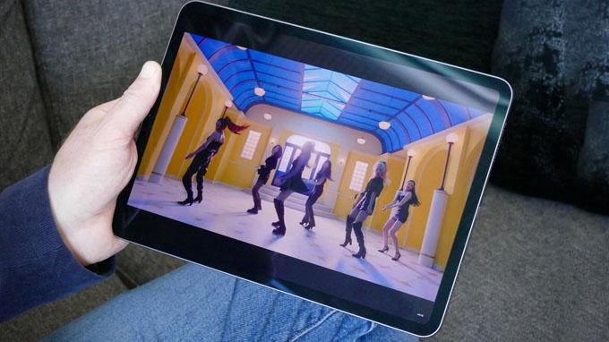 Cấu hình iPad Pro 2020 12.9 256GB Wi-Fi 4G được cung cấp sức mạnh từ chip xử lý Apple A12Z Bionic