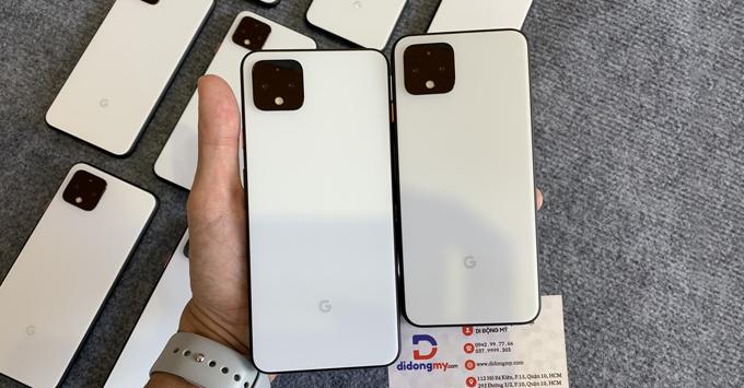 Camera Google Pixel 4 New Nobox nhận được nhiều nâng cấp sáng giá