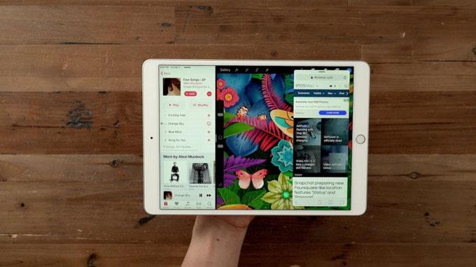 iPad Air 3 có thể đáp ứng tốt thời lượng sử dụng pin lên đến 1 ngày đối với cường độ sử dụng bình thường