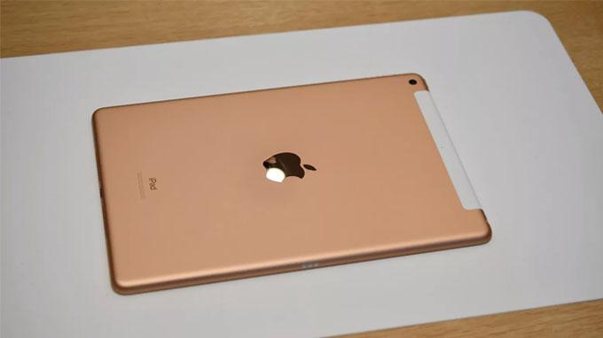 iPad 10.2 2019 mang đến khả năng kết nối 4G LTE tiện dụng