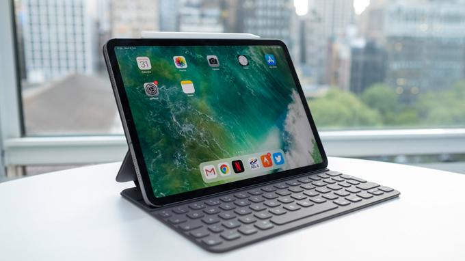 iPad Pro 2020 12.9 inch 128GB Wifi sử dụng phương thức kết nối chủ yếu là WiFi