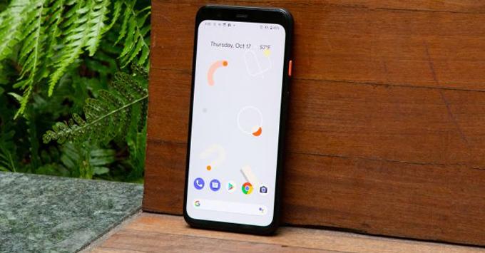 Màn hình Google Pixel 4 New Nobox có kích thước 5.7 inch