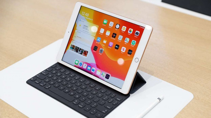 Mua iPad 10.2 2019 sẽ đáp ứng tốt nhu cầu xem phim