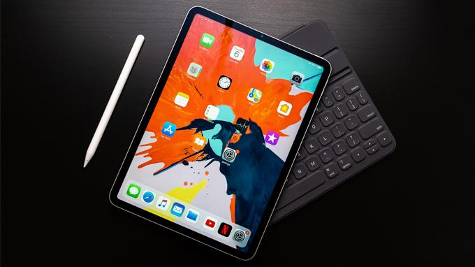 Màn hình iPad Pro 2020 128GB Wifi cho chất lượng hiển thị tuyệt vời