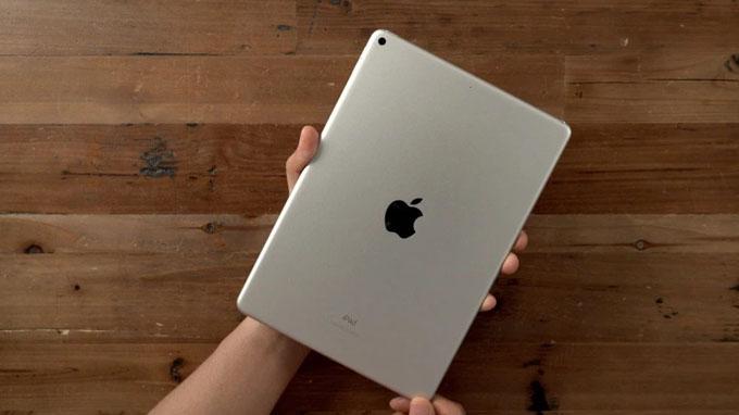 thiết kế iPad Air 3 10.5 2019 vẫn được kế thừa từ các model tiền nhiệm